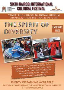 6° Festival Cultural InternacionaldeNairobi
