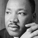 Dr. Martín Luther King.