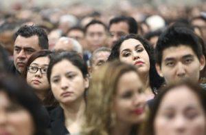 Migrantes mexicanos encabezan en EU actividades de la Cuarta Transformación.