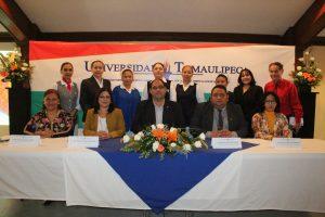 Primer Jornada de Actualización en Enfermería en la Universidad Tamaulipeca.