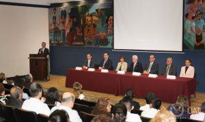 Recibe UAT a nuevos alumnos de Medicina en Tampico.