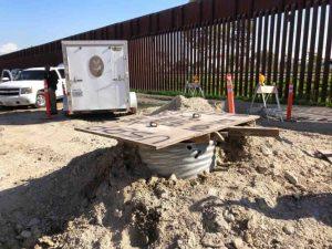 Pentágono libera 3 mil 800 millones de dólares más para muro con México.