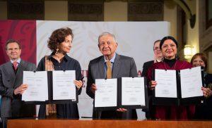 Presidente celebra resistencia de lenguas indígenas; con atención preferente, gobierno fortalece culturas, afirma.
