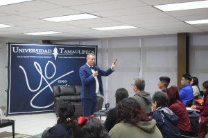 Ser líder 4.0 en la Universidad Tamaulipeca.