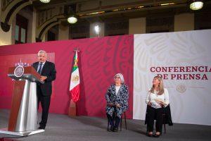 Presidente anuncia integración de Tandas para el Bienestar y Jóvenes Construyendo el Futuro; presentan resultados de iniciativa de microcréditos.