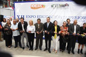 Expo Educación Superior 2020 del CCIES.