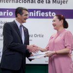 Organizó la UAT actividades por el Día Internacional de la Mujer.