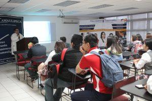 """Universidad Tamaulipeca, una conferencia denominada """"Mitos y Realidades"""""""