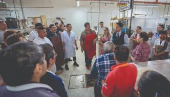 Mejora salarial para la clase obrera: Rodolfo González Valderrama