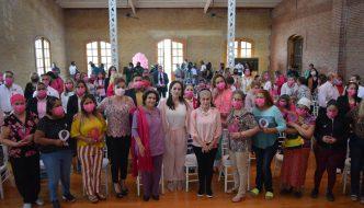 Refrenda Gobierno apoyo a mujeres en el Día Internacional de la Lucha contra el Cáncer