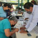 Renuevan más de 4 mil tarjetas a adultos mayores en Victoria: Rodolfo González Valderrama